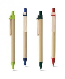 """Kugelschreiber mit Holzclip """"Nairobi"""""""