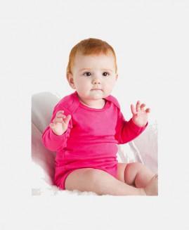 Babybugz - Baby Organiy LS Bodysuit