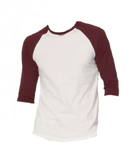 StanleyStella Baseball T-Shirt - Unisex