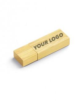 USB Stick aus Bambus