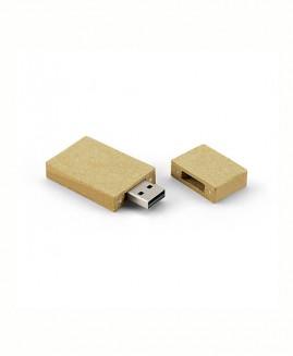 USB Stick aus Spanplatten Holz