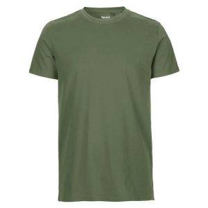 Neutral – Mens Fitted T-Shirt