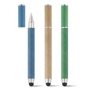 """Kugelschreiber mit Verschlusskappe """"Papyrus"""""""