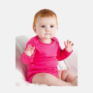 Babybugz – Baby Organiy LS Bodysuit