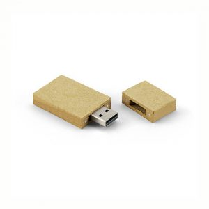 Fiberboard USB Flash Drive