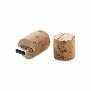 USB Stick aus Kork