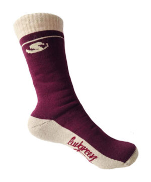 """Socken aus Biobaumwolle """"TERRY"""""""