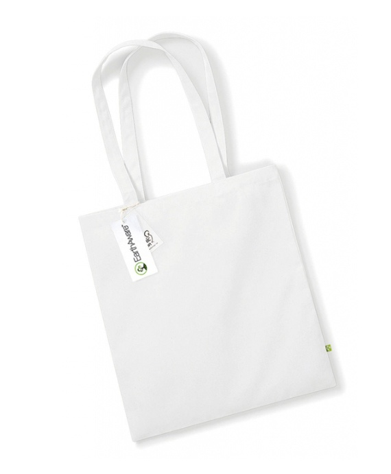 westford mill earth aware organic tote bag