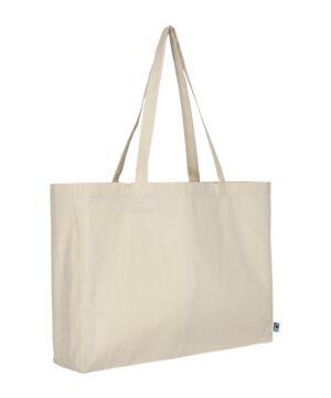 Diverse Taschen und Shopper aus Fairtrade Baumwolle